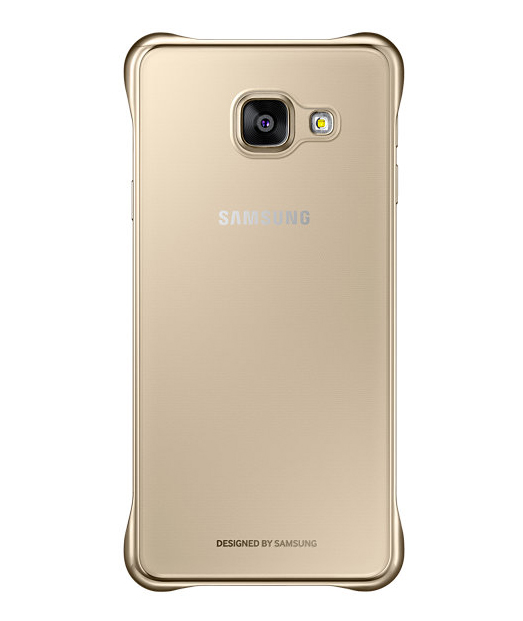 Husa Samsung Galaxy A3 (2016) Clear Cover aurie