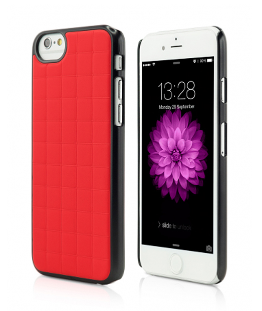 Husa iPhone 6 Clip-on Dual Pro Rubber Series rosie