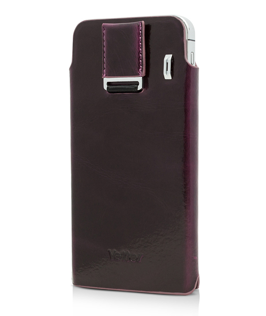 Husa iPhone 5S 5 Sleeve Pouch Genuine Leather Vetter visinie