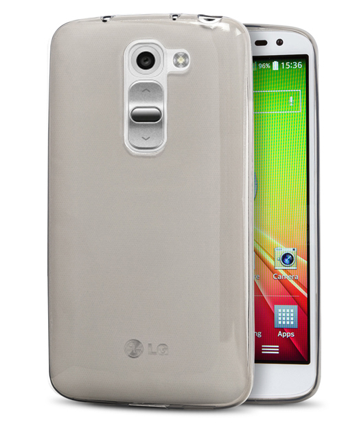 Husa LG G2 Mini | Crystal Series | Clear silver