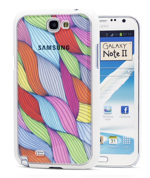 Husa Samsung Galaxy Note 2 Color Mix Series Vetter