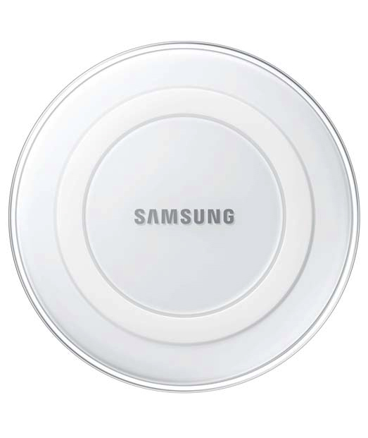 Incarcator wireless Samsung alb