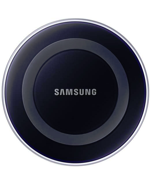 Incarcator wireless Fast Charger Samsung Galaxy S6 Edge Plus negru