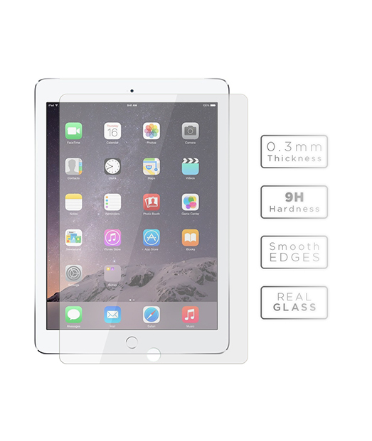 iPad Air 2, iPad 5 Vetter Tempered Glass