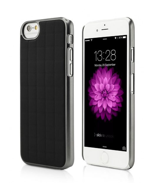 Husa iPhone 6 Clip-on Dual Pro Rubber Series neagra
