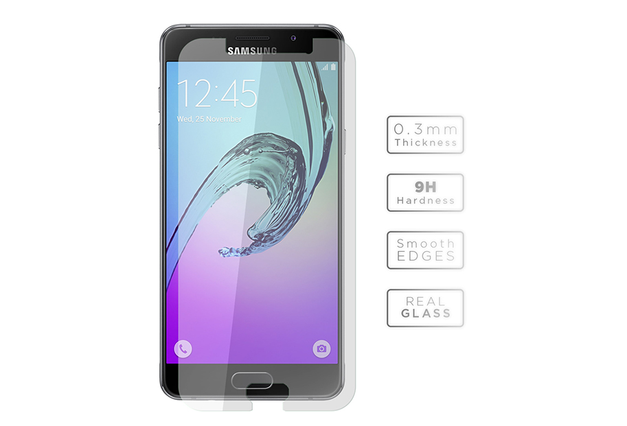 Samsung Galaxy A3 (2016) A310F  Vetter Tempered Glass