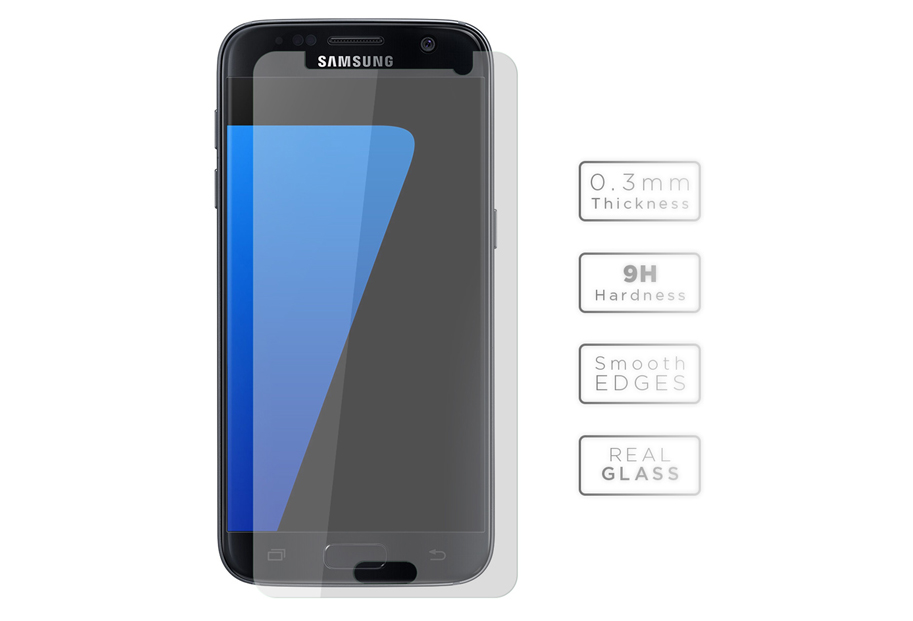 Samsung Galaxy S7 Vetter Tempered Glass