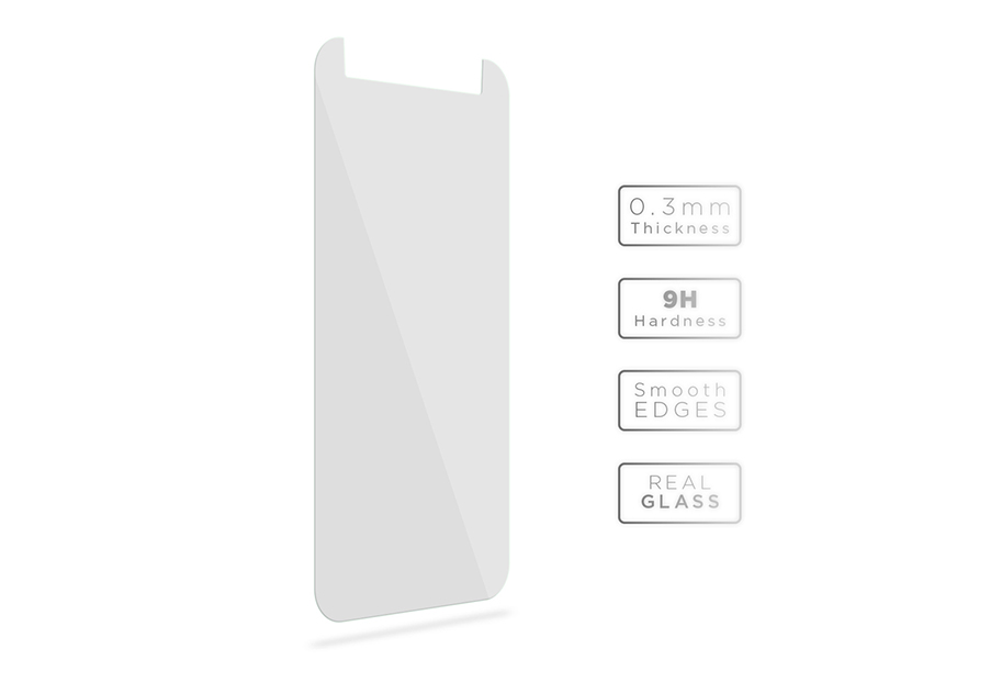 Universal 5.0 inch Vetter Tempered Glass