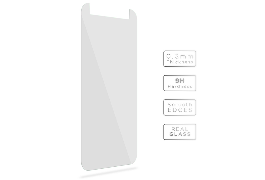 Universal 5.5 inch Vetter Tempered Glass