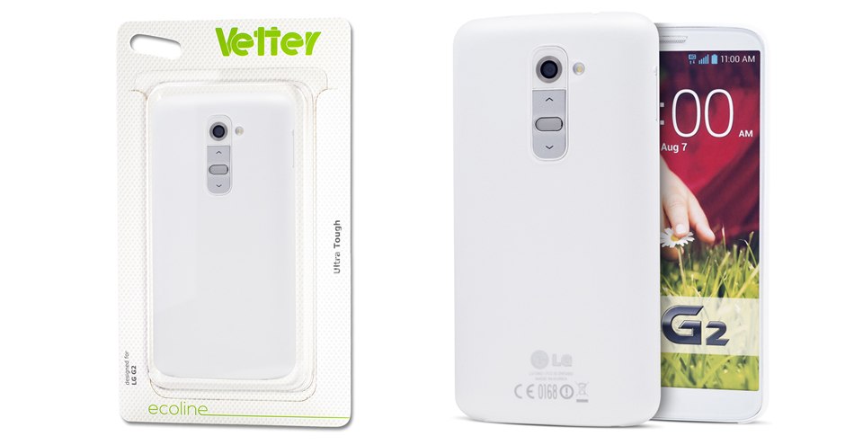 Husa LG G2 Ultra Tough Slim Series Vetter neagra