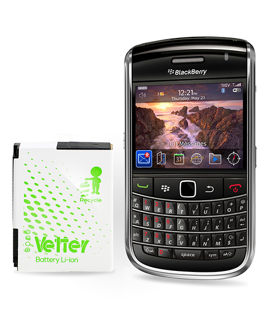 Acumulator BlackBerry D-X1 Vetter Battery 1300 mAh