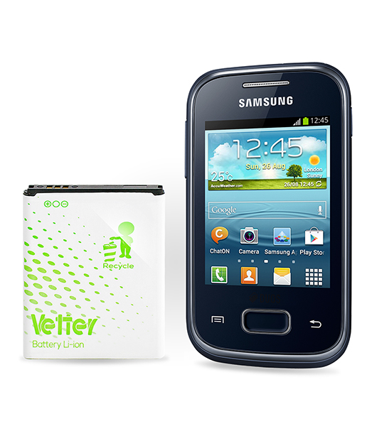Acumulator Samsung S5360 Galaxy Y Vetter Battery 900 mAh