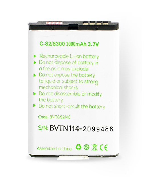 Acumulator BlackBerry C-S2 Vetter Battery 1000 mAh