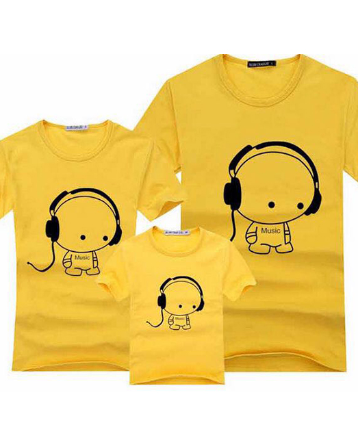 "Set tricou ""Music"""