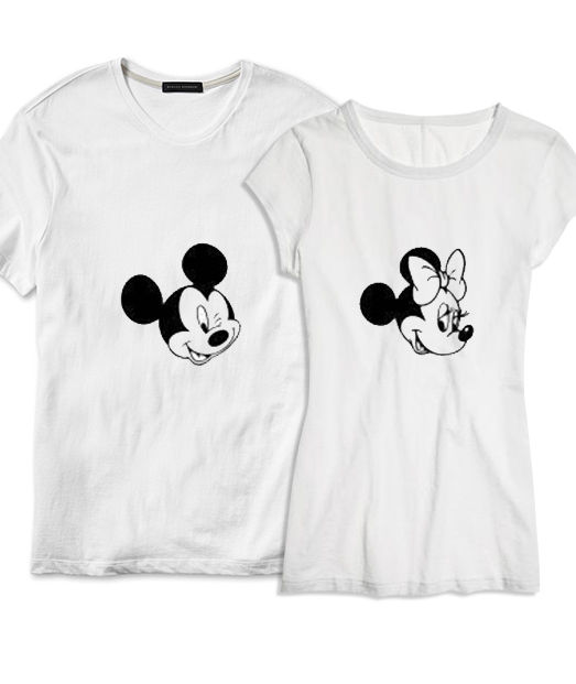 Set tricou Mickey ❤ Mouse