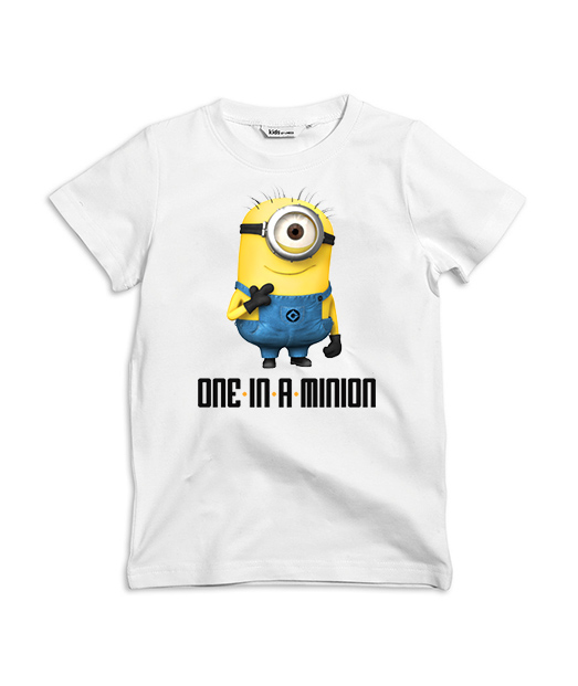 Tricou One in a Minion