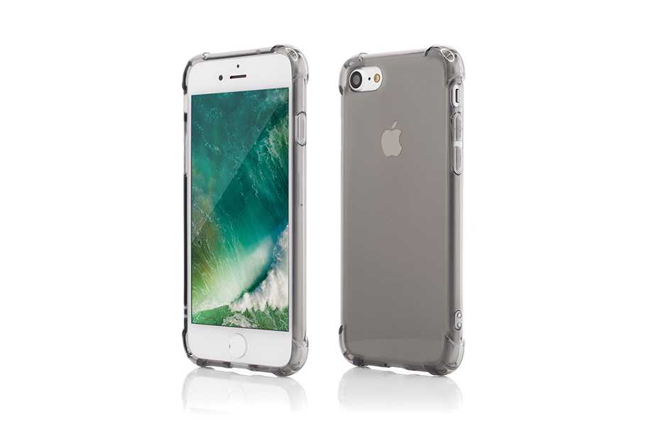 Husa Vetter iPhone 7 Clip-on Anti-Shock Series Grey