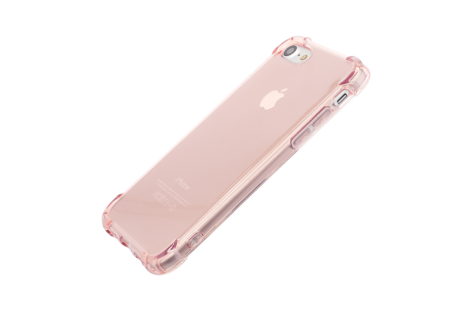 Husa Vetter iPhone 7 Clip-on  Anti-Shock Series Rose