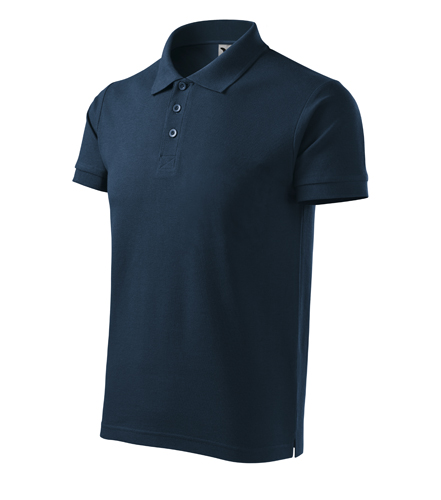 Tricou polo barbati personalizat Cotton Heavy