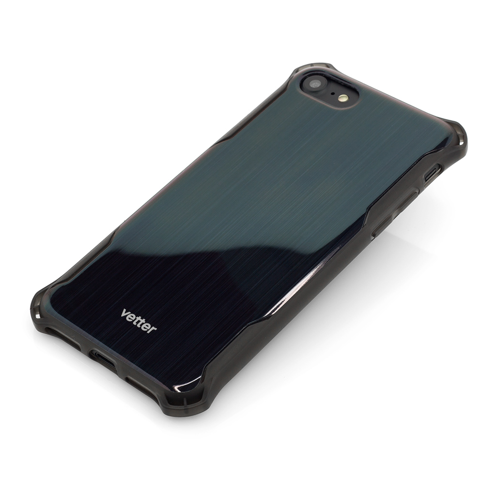 Husa iPhone 7 Clip-On Hybrid Xtra Protection Graphite